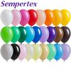 셈퍼텍스 13cm풍선(5인치) 100입 색상선택