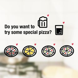 심플 피자 세트