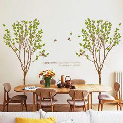 ph401-봄을기다린나무둘그래픽스티커