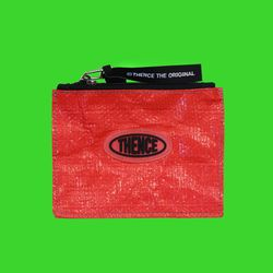MINI POUCH NKC RED