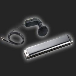 하모니카 유선마이크 핀마이크 음향장비