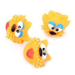 삑삑이 수달 강아지 장난감  훈련용품