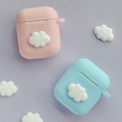 에어팟 케이스 구름시리즈