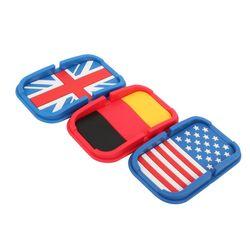 국기 핸드폰거치대 스마트폰거치대 차량용품