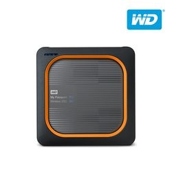 WD My Passport Wireless SSD 500GB 무선 SSD