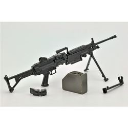 [리틀 아머리 046] 5.56mm 기관총 Type
