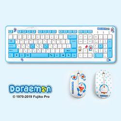 [무료배송] 도라에몽 유선 키보드마우스세트 DK-603+DM-208
