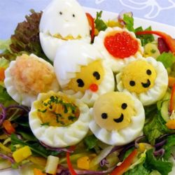 달걀커팅툴(kk-265) 계란모양만들기 달걀 장식