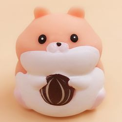 모찌 스퀴즈 - 전신 햄스터  (일본정품 직수입)