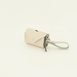 Strap Poop Bag S Ivory