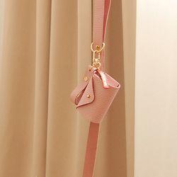 Strap Poop Bag S Pink