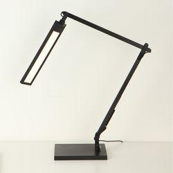 3단 밝기조절 원판클램프겸용 LED스탠드 ICLE-15711