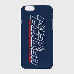 Fast and finish case-navy