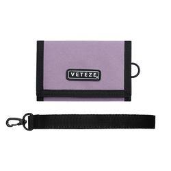 Line Wallet (light purple)