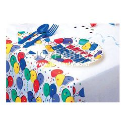 파티 테이블보 풍선