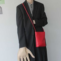 SISTER SUNDAY CROSS BAG (RED)