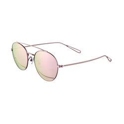 Minor Term Steel pink pink Mirror Lens