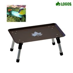하드 미니 테이블 (빈티지 초코)