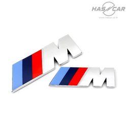 BMW M로고 트렁크 엠블럼
