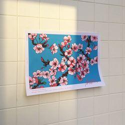 벚꽃 (포스터)