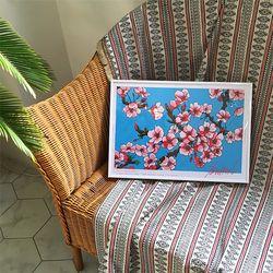 벚꽃 (포스터+액자)