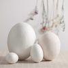 스티로폼 달걀 모형(특대 4size)