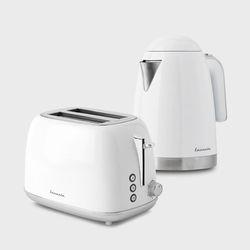시그니처 브런치 세트 (전기포트+토스터기) 3COLOR