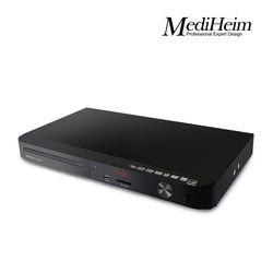 메디하임 DVD 플레이어 HDMI단자 SD USB 영화 노래방 MHD-3088