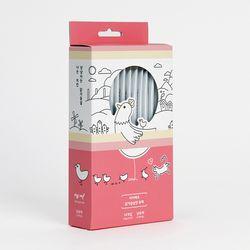마이베프 닭가슴살맛 고양이간식 캣퓨레 14개입