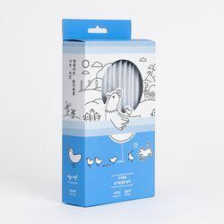 마이베프 닭가슴살맛 강아지간식 도그퓨레 14개입