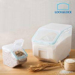 락앤락 쌀통10kg+잡곡통2.5kg