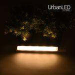 어반 LED 무선 하이브리드 센서등 UrbanLED-237 (전구색등)