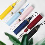 쁘띠뤽스 UV차단 우산 양산(3단자동)