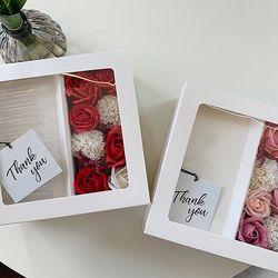 어버이날선물 미니카네이션 용돈박스 + 쇼핑백