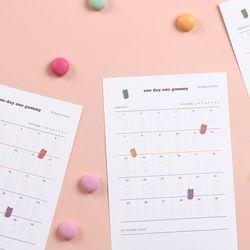 one day one gummy - 30days