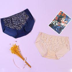 Gorgeous lace blossom 노라인 햄(HEM) 팬티