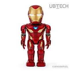 유비테크 아이언맨 마크50 로봇 (AR게임 블록코딩)