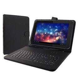 TCB 태블릿PC 케이스 키보드 9-10인치 블랙
