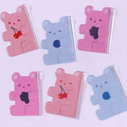 POUCH(S) - JELLY BEAR