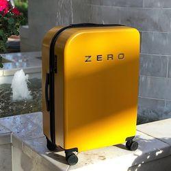 [에코백 증정] ZERO 2 스마트 캐리어 27 INCH MUSTARD