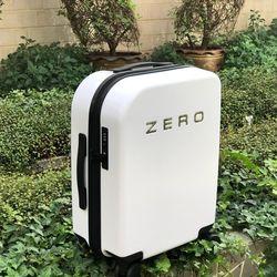 [에코백 증정] ZERO 2 스마트 캐리어 27 INCH WHITE