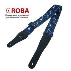 크로바 고급 기타스트랩 CGS-02
