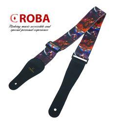 크로바 고급 기타스트랩 CGS-03