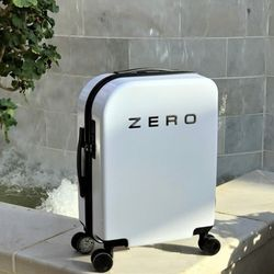 [에코백 증정] ZERO 2 스마트 캐리어 20 INCH WHITE