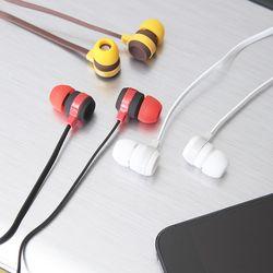 3M 이어폰 이어셋 스마트폰겸용 SPUL-ES1 블랙