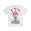 SCREAM OVERSIZED T-SHIRTS WHITE