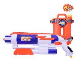 워터블래스터 백팩 물총 대용량 펌프 물총 가방