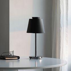 루미르4E 테이블램프 블랙 (LED무드등 4단계밝기조절 USB전원)