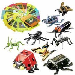[스콜라스]교과서에 나오는 한국의곤충3D종이입체퍼즐