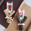 장미한송이에 담긴 사랑 로즈한송이꽃다발 [낱개상품]